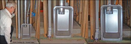 Dryerbox Installation Pictures